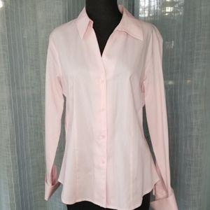 Pink Calvin Klein Shirt 10